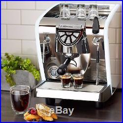 Nuova Simonelli Musica LUX Espresso HX Coffee Machine 58mm& Grinta Silver 220V