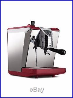 Nuova Simonelli OSCAR 2 NEW MODEL Coffee Espresso Cappuccino Machine 110V Red
