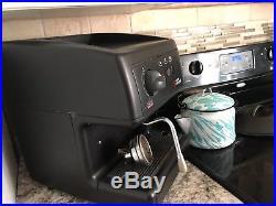 Nuova Simonelli Oscar Professional HX Espresso Machine Black Prosumer Coffee