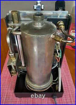 Olympia Express Cremina Vintage Manual Lever Espresso Coffee Machine 1990 GREAT