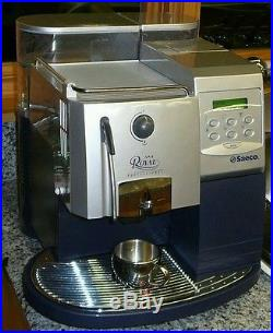 PHILIPS SAECO ROYAL PROFESSIONAL REDESIGN Automatic Coffee & Espresso Machine