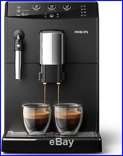Philips HD8827 / 01 super automactic espresso coffee beverage machine BLACK