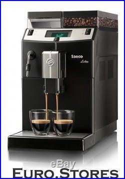 Philips Saeco Lirika RI9840/01 Espresso Auto Coffee Machine Black Genuine NEW