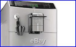 Philips Saeco Minuto Class Automatic Espresso Machine & Coffee Maker Silver