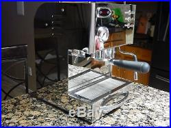 Quick Mill Silvano Espresso Cappuccino Coffee Machine with PID double boiler
