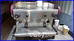 RANCILIO 2 GROUP COFFEE ESPRESSO MACHINE Fully SERVICED