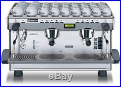 Rancilio Classe 8, Automatic 2 Group Coffee Espresso Machine, Tall Cup Version