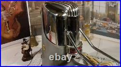 RARE Arrarex Caravel first model Chrome coffee lever espresso machine Version 1