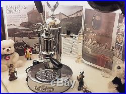 RARE S1C Elektra Micro casa lever espresso coffee machine espresso full acc