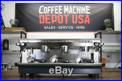 Rancilio Classe 6 3 Group Commercial Espresso Coffee Machine