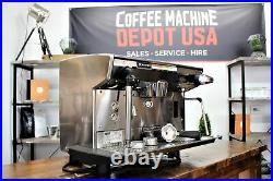 Rancilio Classe 8 1 Group (High Cup) Commercial Espresso Coffee Machine