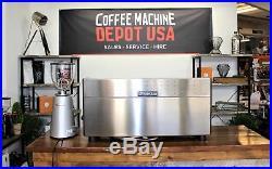 Rancilio Classe 8- 3 Group Commercial Espresso Coffee Machine