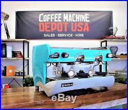 Rancilio Epoca 2 Group Commercial Espresso Coffee Machine