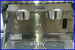 Rancilio Espresso Italian barista coffee machine classe 6e/s/leva