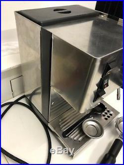 Rancilio Miss Silvia Espresso Coffee Machine Maker