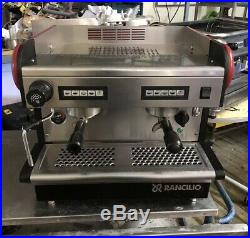 Rancilio S20 Compact 2 Group Espresso Machine Commercial Coffee machine