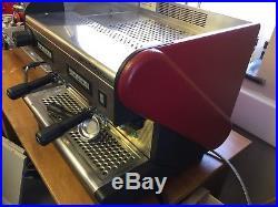 Rancilio S20 Midi, Compact 2 Group Espresso Machine