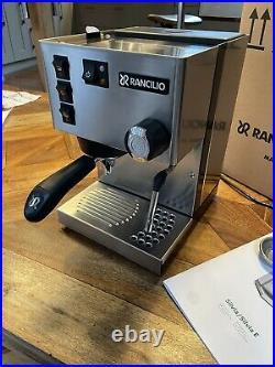 Rancilio Silvia Coffee / Espresso Machine