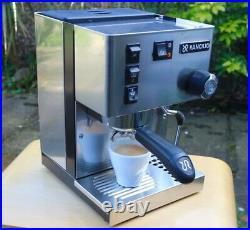 Rancilio Silvia Coffee Machine And Rancilio Coffee Grinder