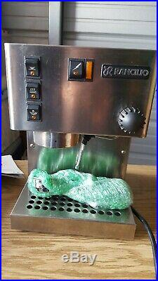 Rancilio Silvia Espresso/ Cappuccino Coffee Machine Stainless Steel