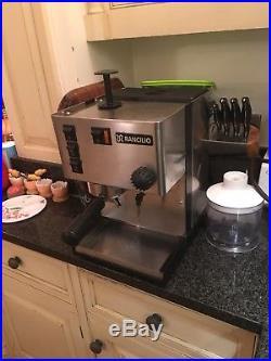 Rancilio Silvia Espresso Coffee Machine