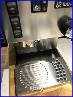 Rancilio Silvia Espresso Coffee Machine