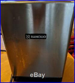 Rancilio Silvia Espresso Coffee Machine with tamper
