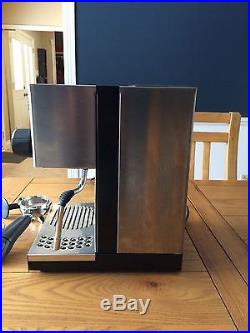 Rancilio Silvia Espresso Machine Silver