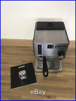 Rancilio Silvia Espresso Machine V3