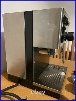 Rancilio Silvia V3 (2010) Coffee / Espresso Machine