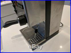 Rancilio Silvia V3 Espresso Coffee Machine with extras please read description