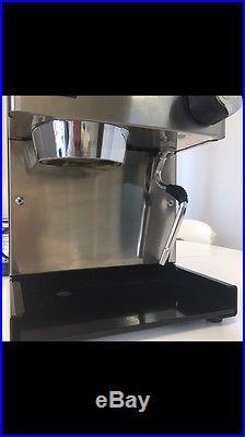 Rancilio Silvia V5 2015 Coffee Espresso Machine Like Gaggia Miss