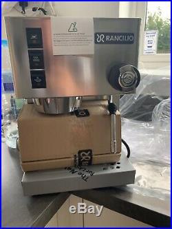 Rancilio Silvia V5 E 2017 Coffee Machine Espresso