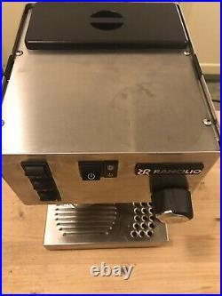 Rancilio Silvia V5 E Espresso Coffee Machine (2017) Excellent Condition