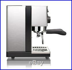 Rancilio Silvia V6 Coffee Machine & Mahlkonig Vario Home Grinder Espresso Combo