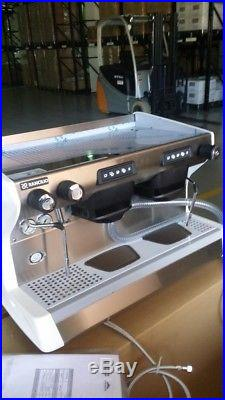 Rancillio Classe 5 USB 2 Groups Tall Cup espresso coffee machine