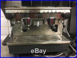 Rancillio Classe 6DE 2 Group Espresso coffee Machine