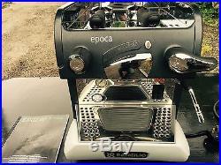 Rancillio Epoca Espresso S1 Group Coffee Machine Used Once