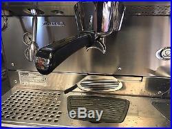 Ranciloio Commercial Traditional Espresso Coffee Machine 3 Group