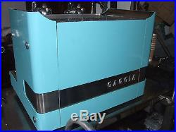 Rare Vintage Gaggia Tell 2 Lever Traditional Commercial 1970 Gas Espresso Coffee