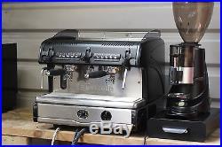 Reconditioned La Spaziale S5 Compact 2 Group Espresso Machine Coffee Machine
