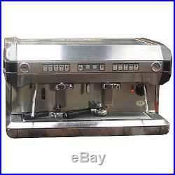 Reconditioned Visacrem KB200 2 Group Commercial Espresso Machine Coffee Machine