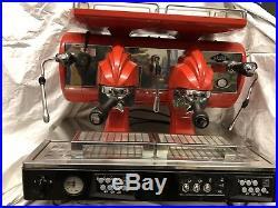 Refurbished Astoria Sibilia 2 Group commercial espresso coffee machine