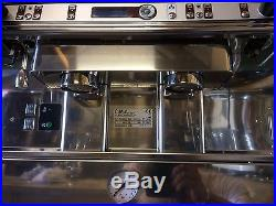 Refurbished CMA Futura (Plus4You) 2 Group Espresso Coffee Machine with Warranty