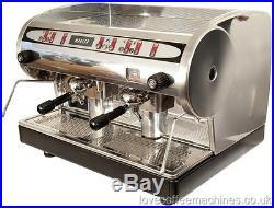 Refurbished CMA Marisa 2 Group Fully Auto Espresso Cappuccino Coffee Machine