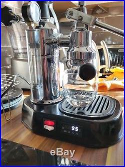 Refurbished Custom Built PID Controlled La Pavoni Espresso Maker Coffee Machine