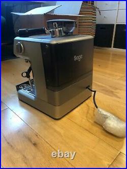 Refurbished Sage Barista Express Bean-to-Cup Coffee Machines BES870UK