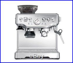 Restaurant Coffee Maker Bean To Cup Espresso Machine Filter Grinder Commercial