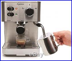 Restaurant Coffee Maker Espresso Cappuccino Machine Capresso Barista Commercial