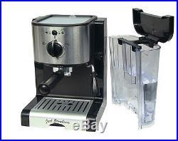 Restaurant Coffee Maker Machine Commercial Home Kitchen Espresso Cappuccino Bar